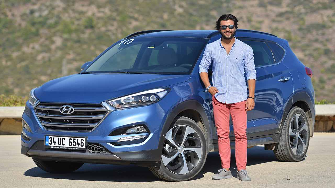 hyundai tucson 1 6 t gdi at 4x4 test s r carviser. Black Bedroom Furniture Sets. Home Design Ideas