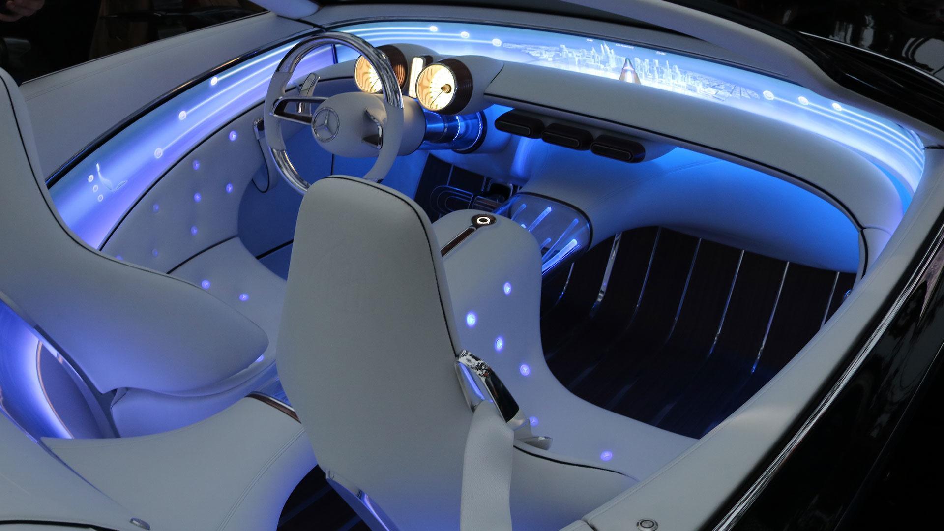 vision mercedes maybach 6 cabriolet 31 carviser. Black Bedroom Furniture Sets. Home Design Ideas