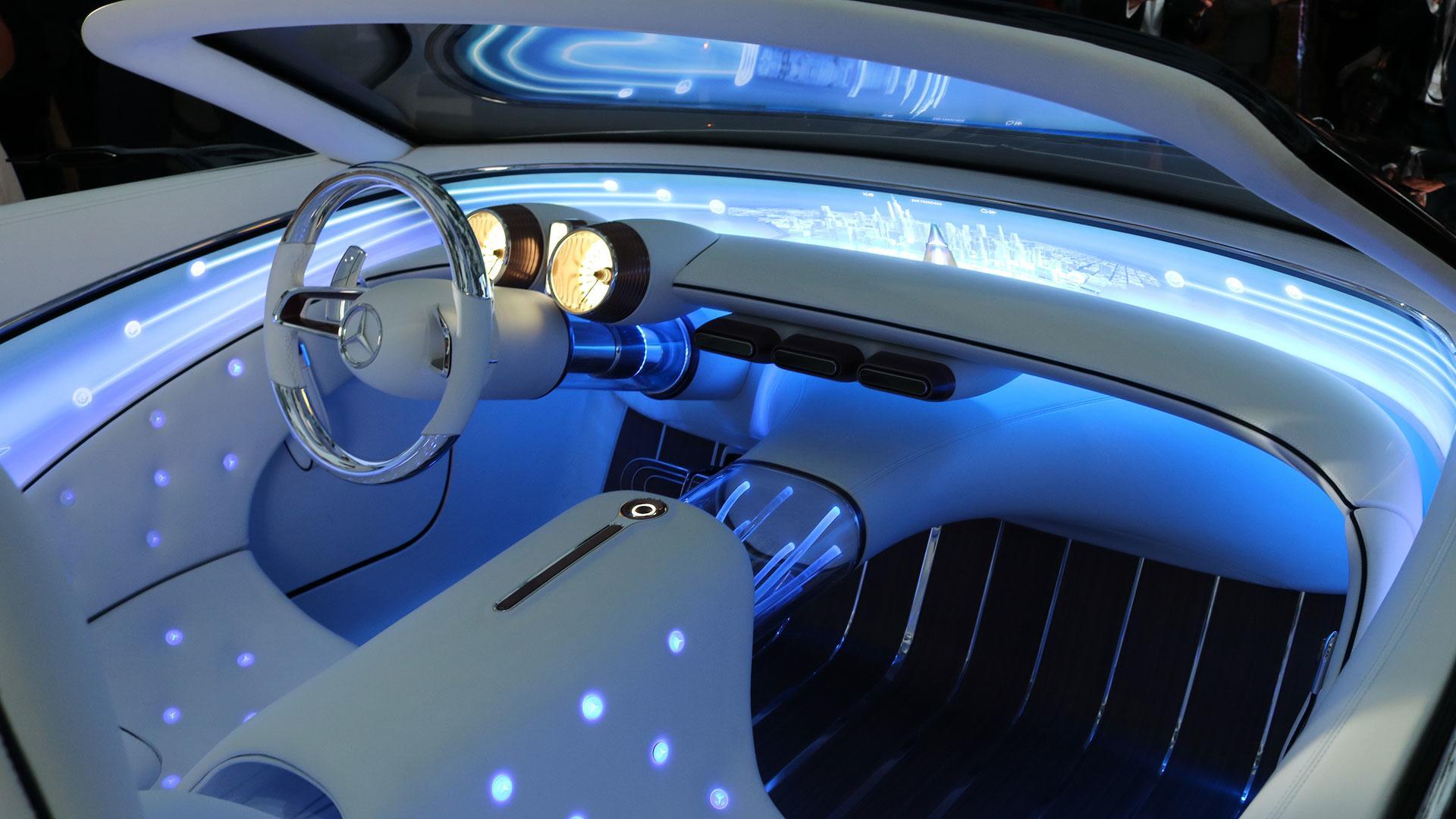 vision mercedes maybach 6 cabriolet 36 carviser. Black Bedroom Furniture Sets. Home Design Ideas